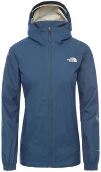 The North Face Quest Jacket Women (A8BA) blue wing teal