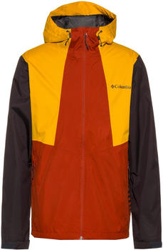 Columbia Inner Limits II Men carnelian red/bright gold/shark