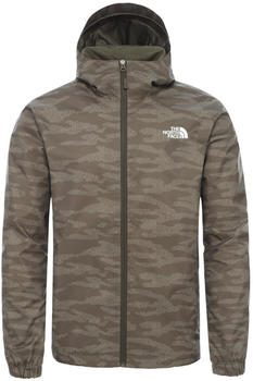The North Face Quest Jacket Men (A8AZ) new taupe green dewdrop 2 print