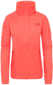 The North Face Resolve 2 Jacket Women (2VCU) cayenne red/cayenne red