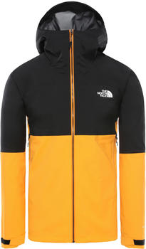 The North Face Impendor Futurelight Jacket Men tnf black/flame orange
