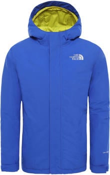 The North Face Youth Snow Quest Jacket (CB8F) tnf blue