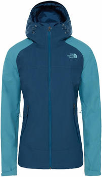 The North Face Stratos Jacket Women (CMJ0) blue wing teal/storm blue