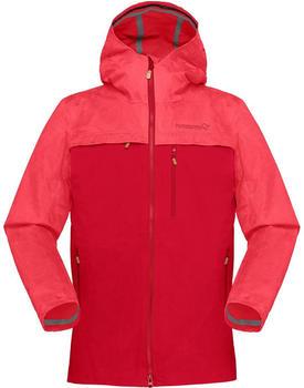norrna-womens-svalbard-cotton-jacket-crisp-ruby