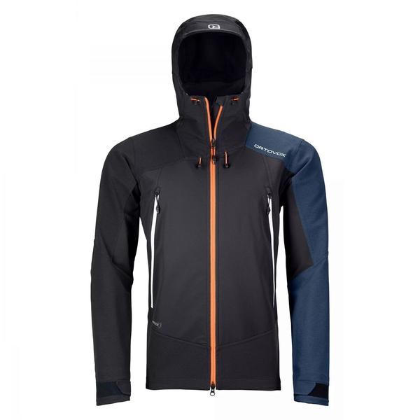 Ortovox Westalpen Softshell Jacket M black raven