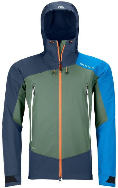 Ortovox Westalpen Softshell Jacket M green forest