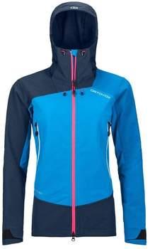 Ortovox Westalpen Softshell Jacket W safety blue
