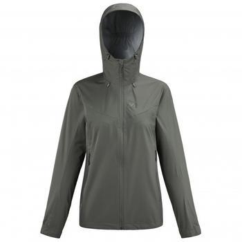 Millet Fitz Roy III Jacket Women gray