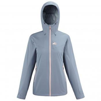 Millet Fitz Roy III Jacket Women blue