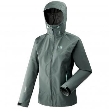 Millet Grays Peak GTX Jacket Women kaki