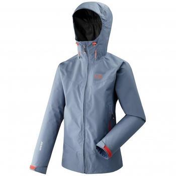 Millet Grays Peak GTX Jacket Women blue