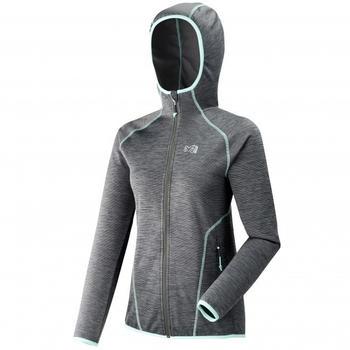 Millet Tweedy Mountain Women's fleece jacket khaki