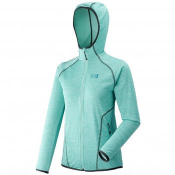 Millet Tweedy Mountain Women's fleece jacket turquoise