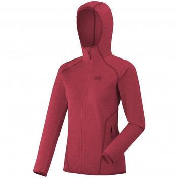 Millet Tweedy Mountain Women's fleece jacket red