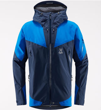 Haglöfs Roc Spire Jacket tarn blue/storm blue