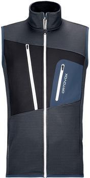 Ortovox Fleece Grid Vest M (87213) black steel