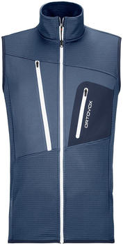 Ortovox Fleece Grid Vest M (87213) night blue