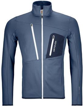 Ortovox Fleece Grid Jacket M (87212) night blue