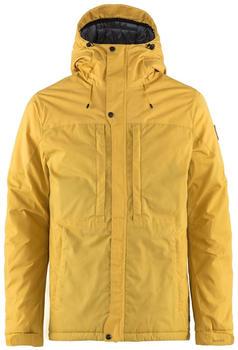 fjaellraeven-skogsoe-padded-jacket-ochre