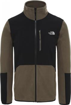 the-north-face-mens-tka-glacier-fleece-full-zip-jacket-t93yfy-green-tnf-black