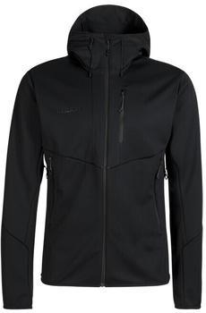 Mammut Ultimate VI SO Hooded Jacket (1011-01230-0001) black