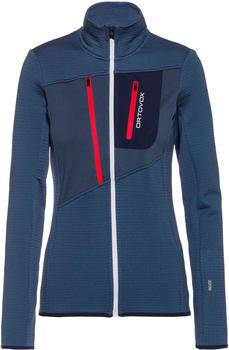 Ortovox Fleece Grid Jacket W (87202) night blue
