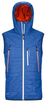 Ortovox Swisswool Piz Boè Vest M (61063) just blue
