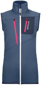 Ortovox Fleece Grid Vest W ( 87203) night blue