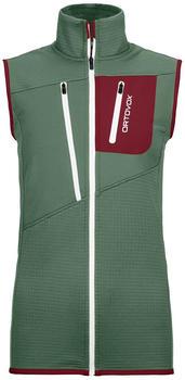 Ortovox Fleece Grid Vest W ( 87203) green forest