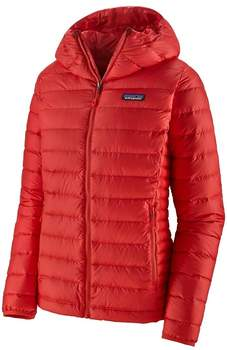 Patagonia Down Sweater Hoody Women catalan coral (84711-CCRL)