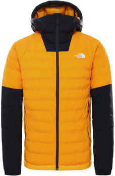 the-north-face-summit-l3-50-50-down-hoodie-men-gold-tnf-black