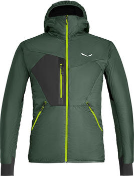 salewa-pedroc-hybrid-tirolwool-responsive-mens-hooded-jacket-deep-forest