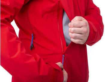 Mountain Equipment Shivling Jacket (5032) imperial red