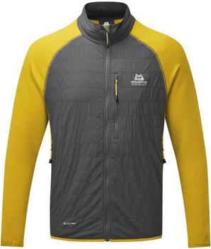 Mountain Equipment Switch Jacket (4649) anvil grey/acid