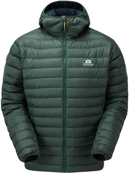 Mountain Equipment Earthrise Hooded Jacket (3981) conifer