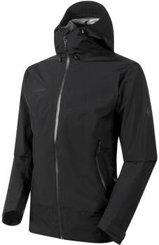 Mammut Convey Tour Hooded Hardshell Jacket for Men black