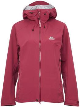 Mountain Equipment Odyssey Women Jacket cranberry