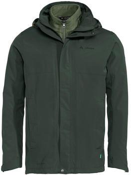 VAUDE Rosemoor 3in1 Jacket spinach