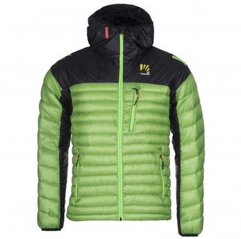 KARPOS K-Performance Light Down Jacket apple green/black