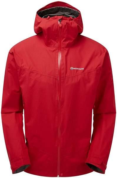 Montane Pac Plus Jacket alpine red