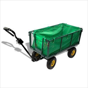 Dema Handwagen green flexibel
