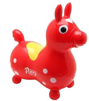 Rehaforum Rody Hüpfpferd rot