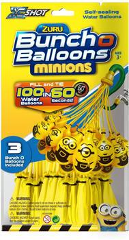 Splash Toys Bunch O Balloons 100 Stück - Minions