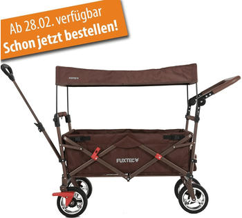 Fuxtec FX-CT700 braun