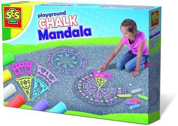SES Straßenmalkreide Mandala