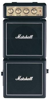 Marshall MS-4 schwarz