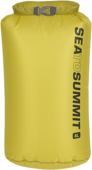 Sea to Summit Ultra Sil Nano Dry Sack 8L lime
