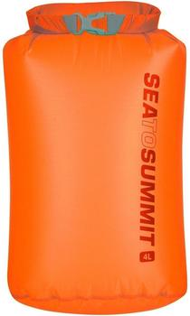 Sea to Summit Ultra Sil Nano Dry Sack 4L orange