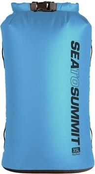 Sea to Summit Big River Dry Bag 35L blue