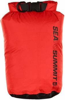 Sea to Summit Lightweight Dry Sack 4L red